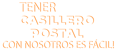 casillero postal colombia usa china europa postal colombian box shipment send gift